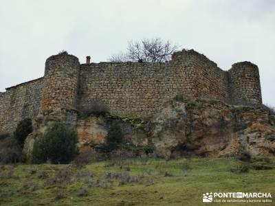 La Fuentona y el Sabinar de Calatañazor; actividades en marzo;desafío senderista
